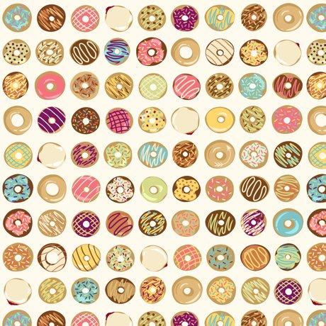 Caf-Fiend Doughnuts