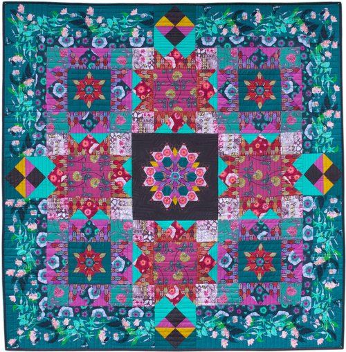 Anna Maria Horner English Summer Quilt Kit
