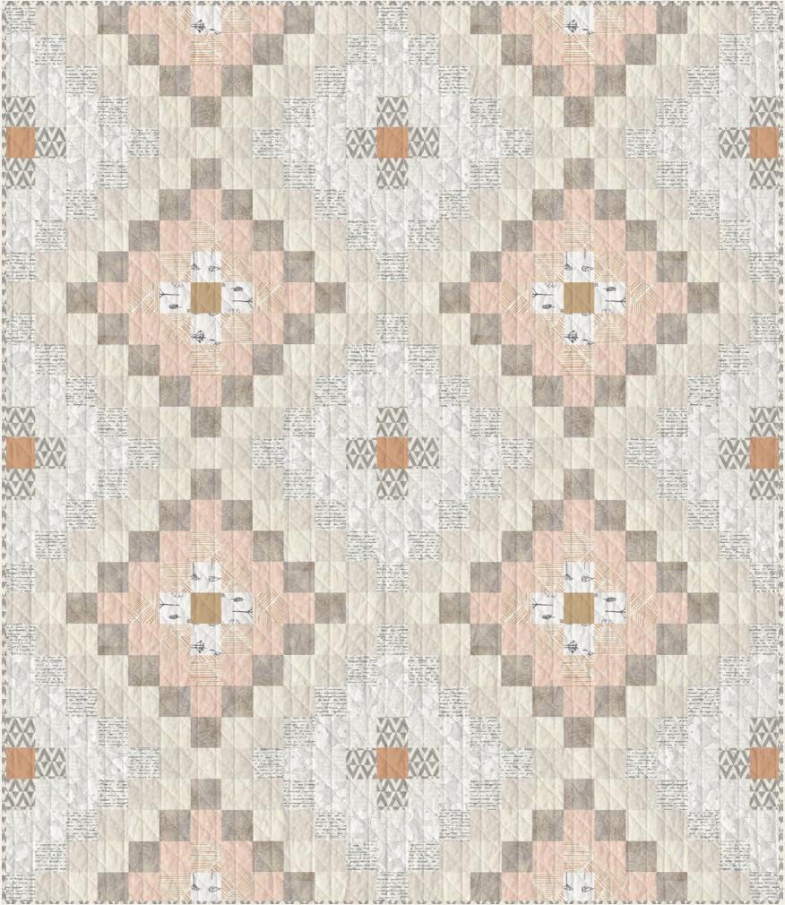 Diamant Quilt Kit