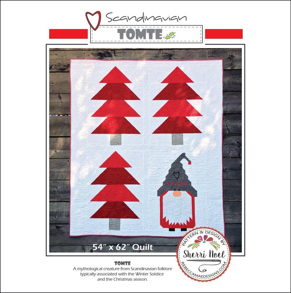 Rebecca Mae Designs- Scandinavian- Tomte
