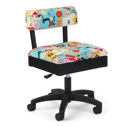 Arrow - Sew Now Sew Wow Hydraulic Sewing Chair