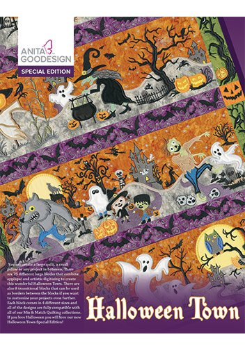 Anita Goodesign- Halloween Town - Special Edition