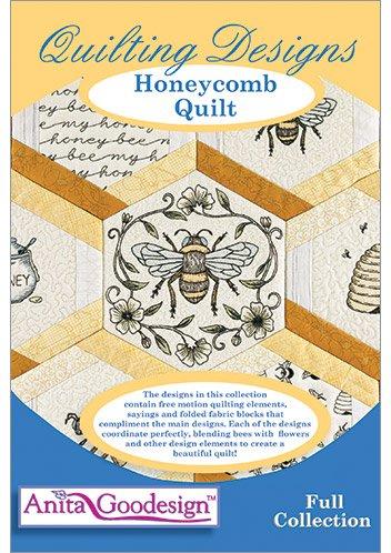 Anita Goodesign- Honeycomb Quilt
