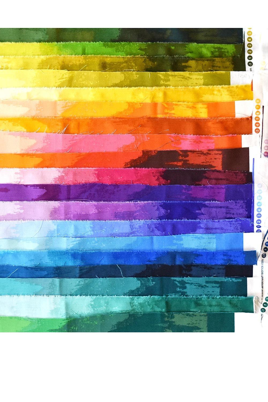 Andover Fabrics - Giucy Giuce - Inferno - Half Yard Bundle