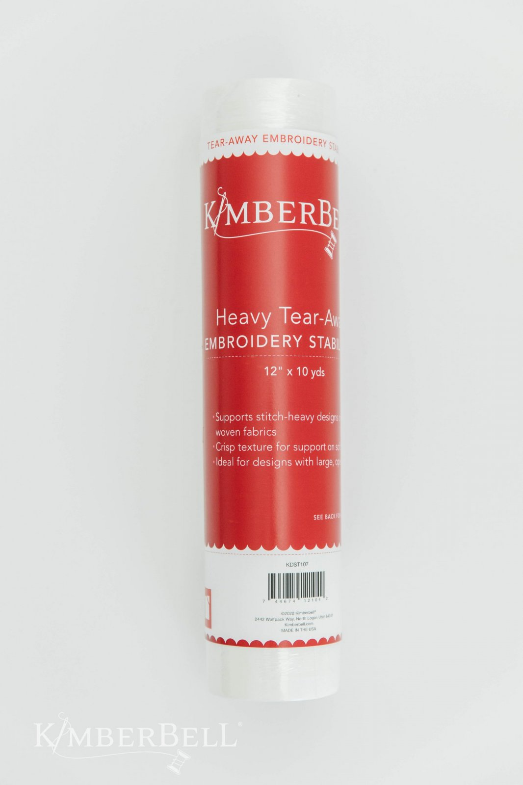 Kimberbell Heavy Tear-Away Stabilizer