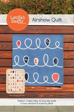 Airshow quilt