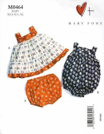 Mary Fons - Infants' Dress