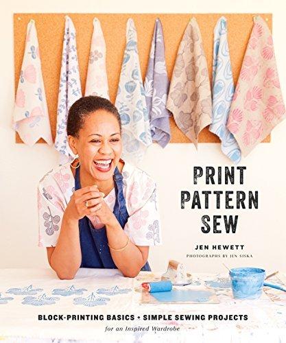 Jen Hewett - Print Pattern Sew