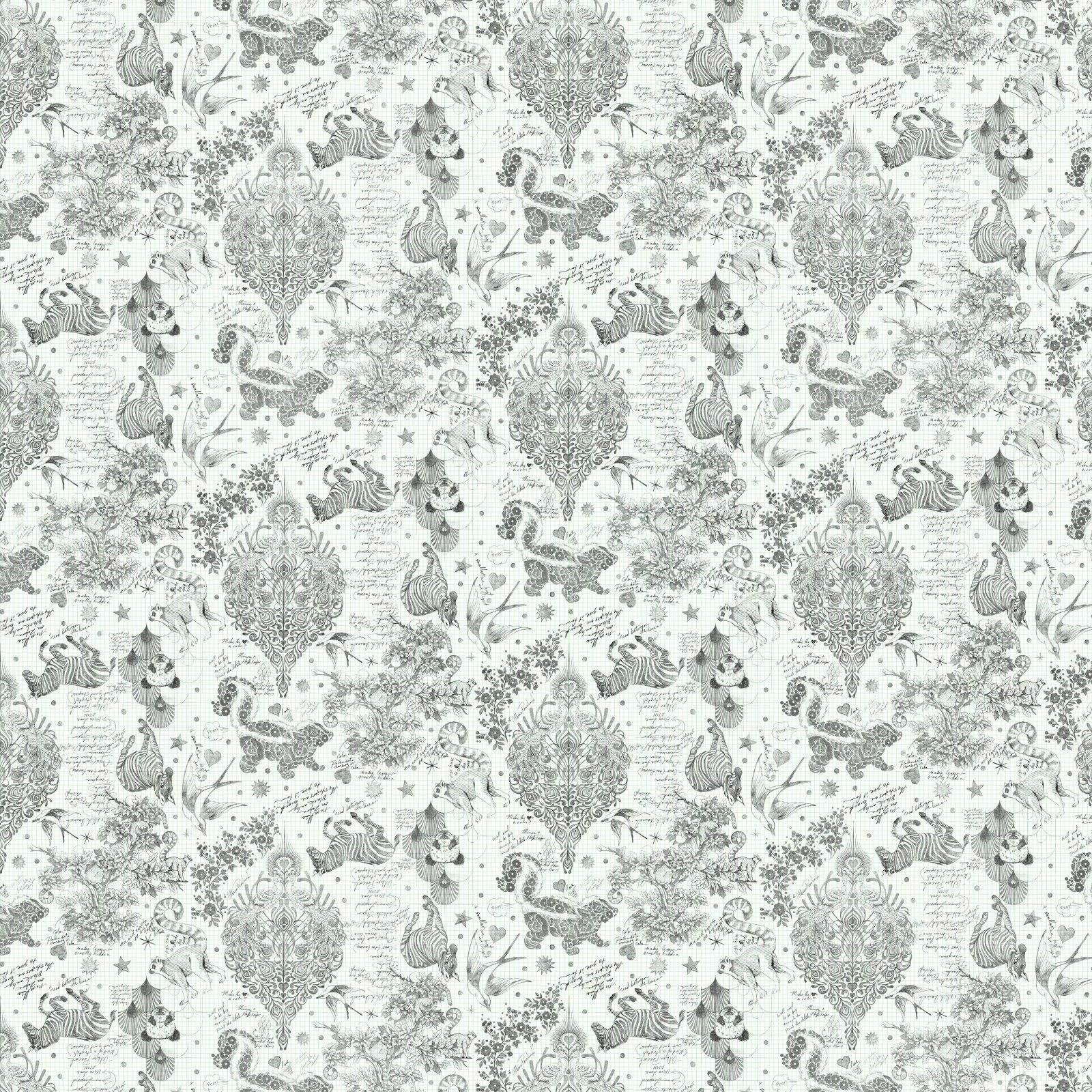 Free Spirit - Tula Pink - Linework - Sketchy in Paper - *PRE-ORDER