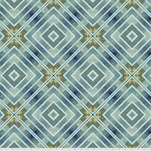 Free Spirit- William Reue - Madison One - Intersection - Blue