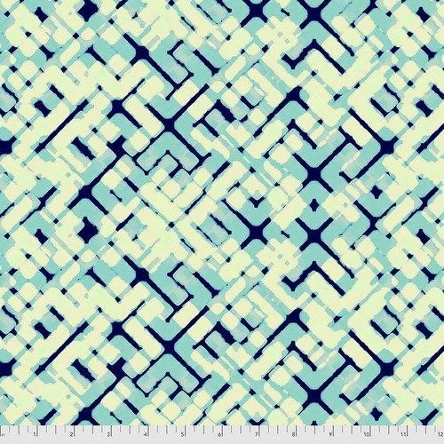 Free Spirit - William Reue - Madison One - Traffic - Blue