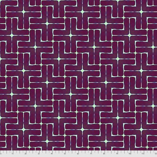 Free Spirit - William Reue - Madison One - My Plus One - Purple