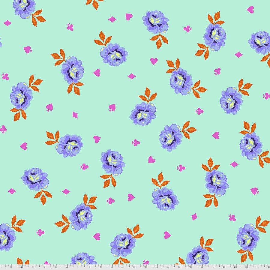 Free Spirit Fabrics - Tula Pink - Curiouser - Big Buds 108 *PRE-ORDER