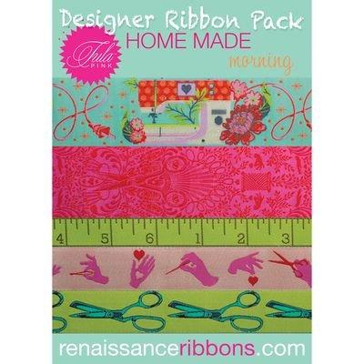 Tula Pink Homemade Designer Ribbon Pack