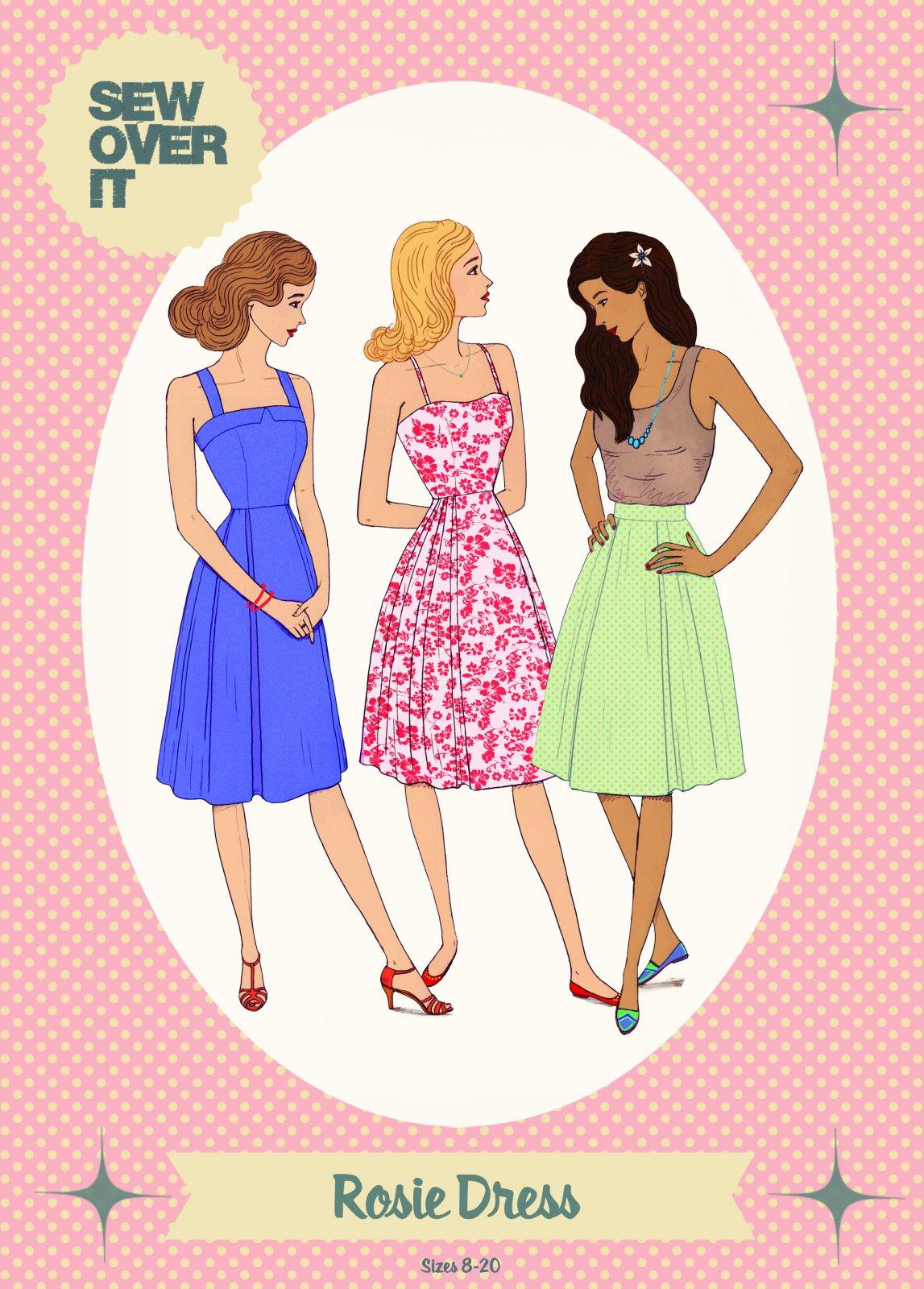 Sew Over It- Rosie Dress