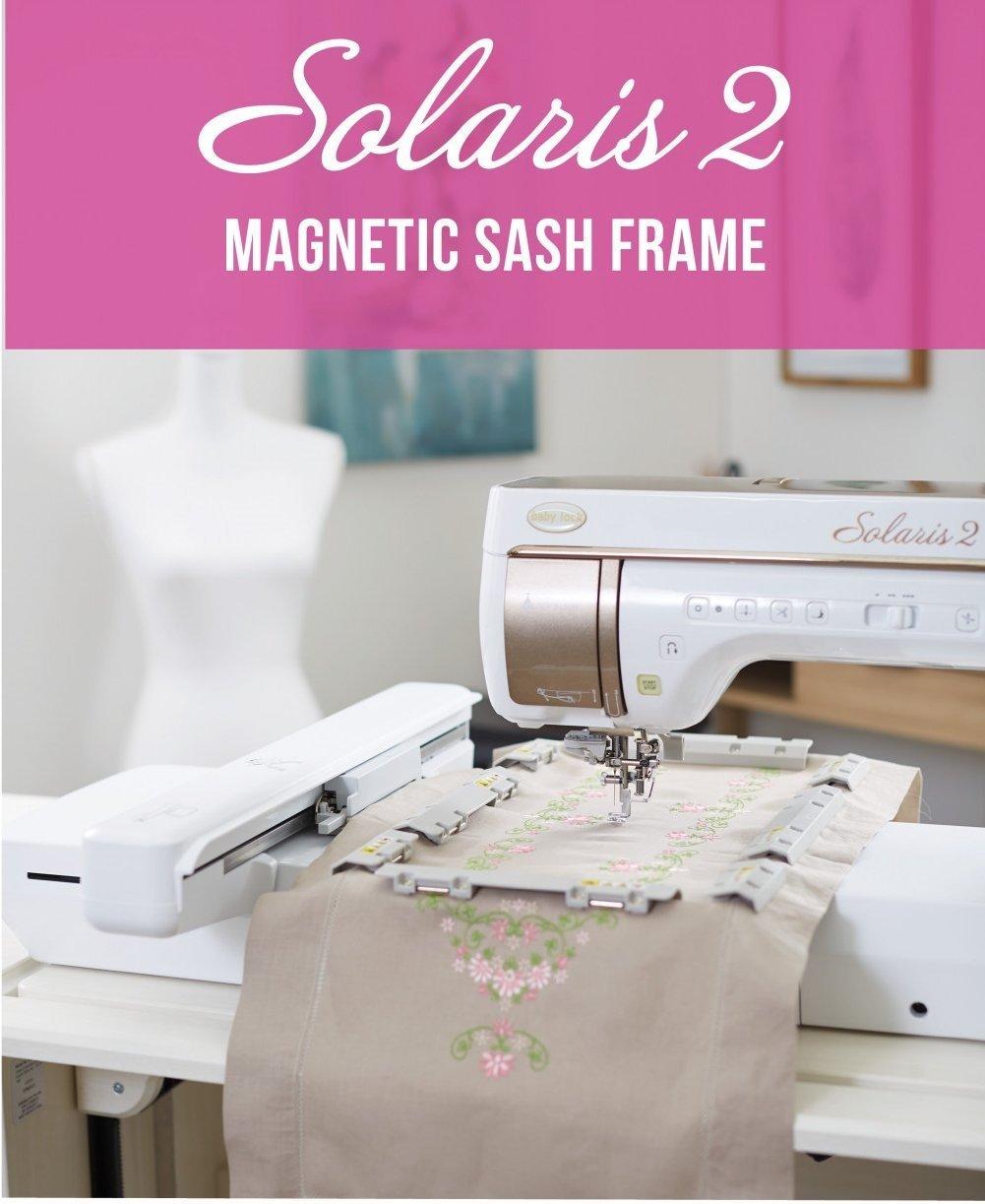 Babylock Magnetic Sash Frame