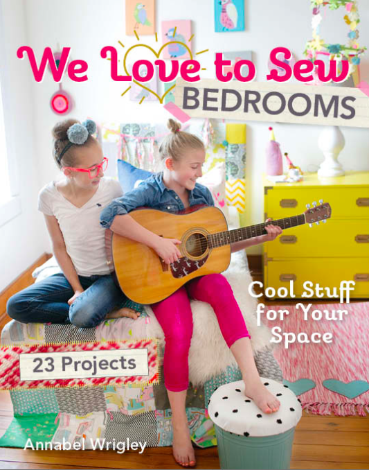 We Love to Sew Bedrooms - Annabel Wrigley