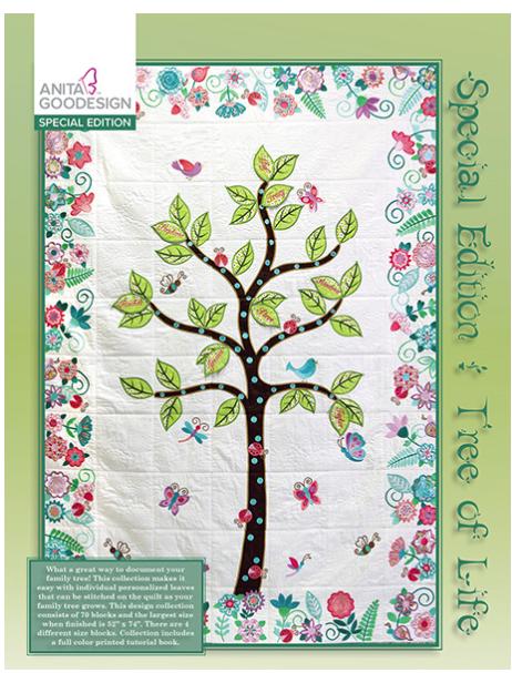 Anita Goodesign - Special Edition- Tree of Life