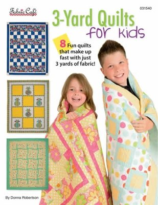 Fabric Cafe - 3 Yard Quilt for Kids