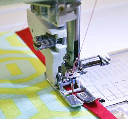 Janome - AcuFeed Straight Stitch Foot--for 9mm Machines