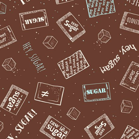Caf-Fiend - Sugar Packets