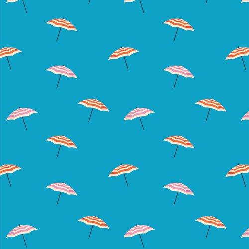 Live Art Gallery Fabrics - AGF Studio - Sunburst - Seas The Day Crisp