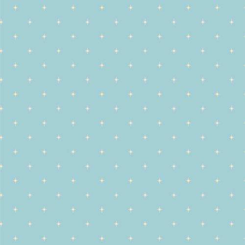 Live Art Gallery Fabrics - AGF Studio - Sunburst - Shining Bright Sky