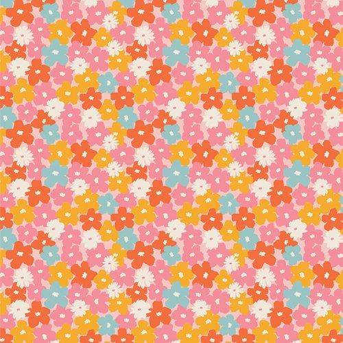 Live Art Gallery Fabrics - AGF Studio - Sunburst - Sunshine Blooms