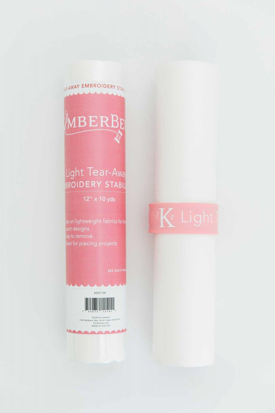 Kimberbell Light Tear-Away Stabilizer