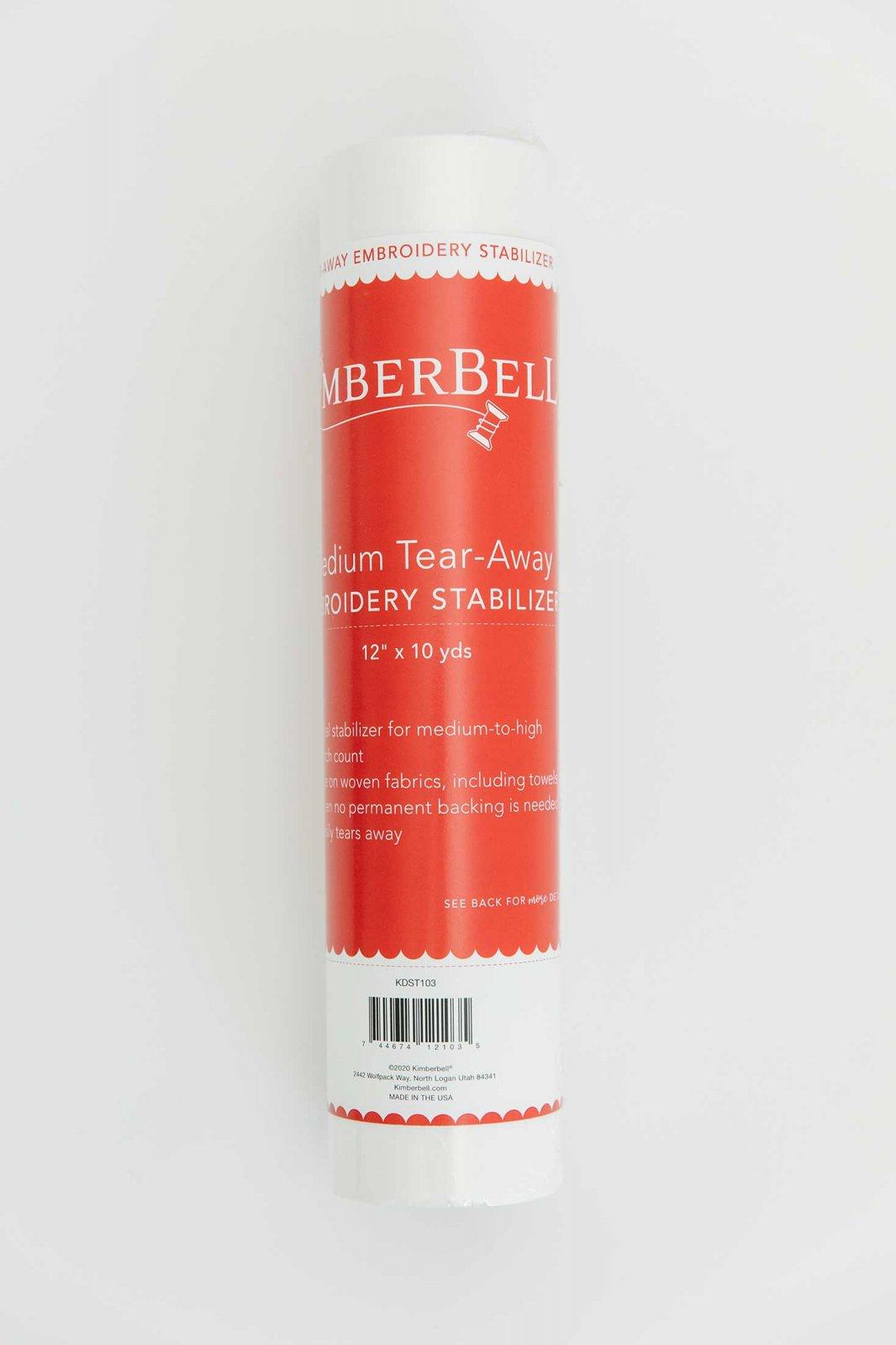 Kimberbell Medium Tear-Away Stabilizer