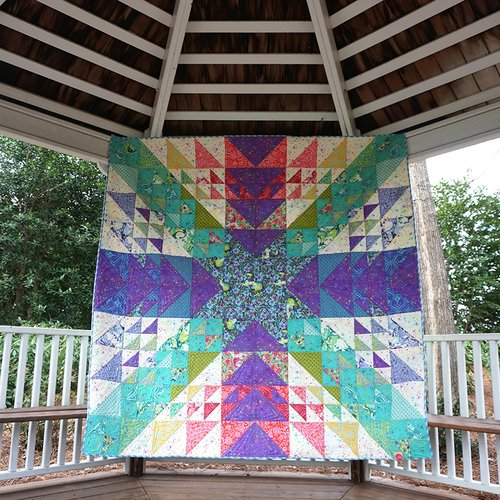 Tula Pink  Pinkerville - Charmed Life Quilt Kit