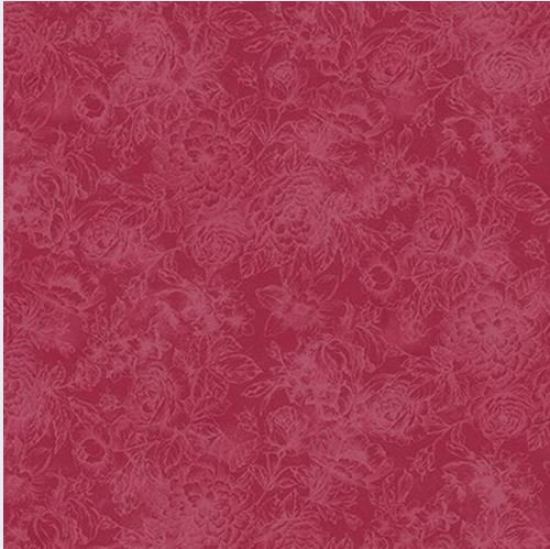 00188-LP P&B Textiles Bella Suede Deep Rose
