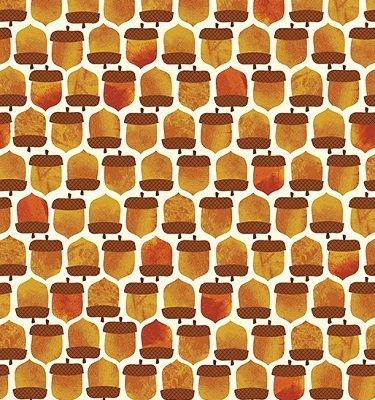 08323-07 Leaf Into Autumn Kanvas Studio for Benertex by Meria Kalinowski