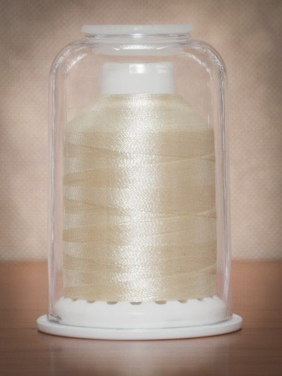 1037  Hemingworth Polyselect Embroidery Thread Cornsilk