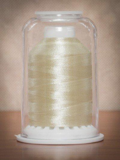 1042  Hemingworth Polyselect Embroidery Thread Soft Sunlight
