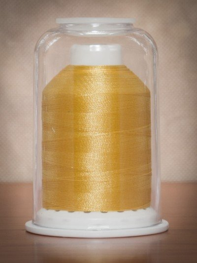 1048  Hemingworth Polyselect Embroidery Thread Buttercup