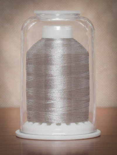 1068  Hemingworth Polyselect Embroidery Thread Silver Lining