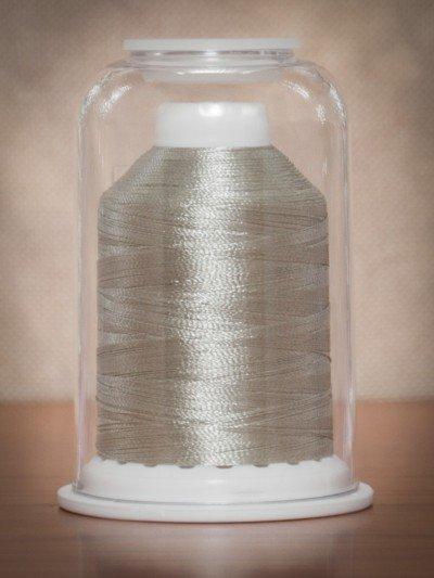 1070  Hemingworth Polyselect Embroidery Thread Platinum