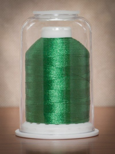1095  Hemingworth Polyselect Embroidery Thread Grassy Green