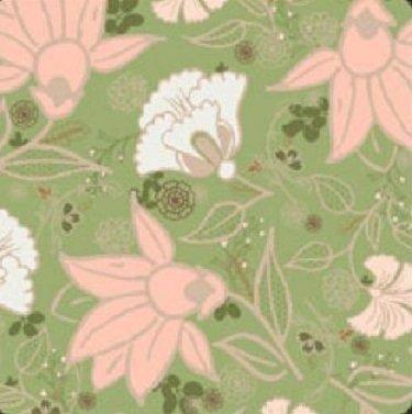 BO-1104 Art Gallery Botanica   *35% Savings*  (One Yard Minimum Cut)