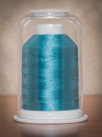 1174  Hemingworth Polyselect Embroidery Thread Blue Lagoon