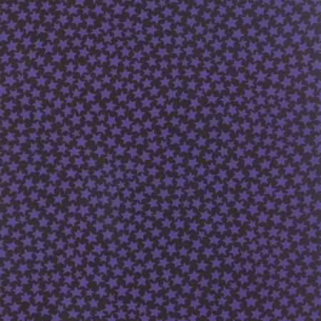 19728-15 MOda Midnight Masquerade Black Purple