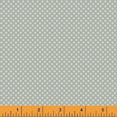 41826-3 Uppercase Waffle in Grey by Janine Vangool for Windham Fabrics  *20% OFF MSRP*