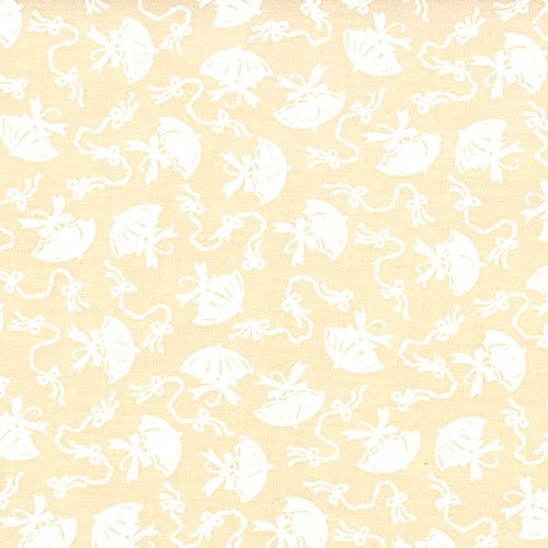 9966-12 muslin Mates Natural umbrellas