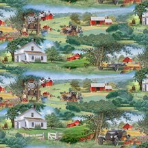 68761-742 Wilmington Prints Apple a Day