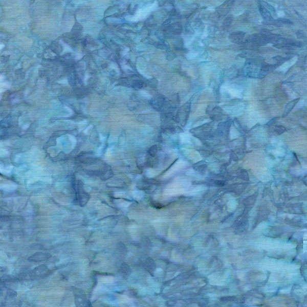 03747-05 Benartex Coastline Balis Batiks Blue