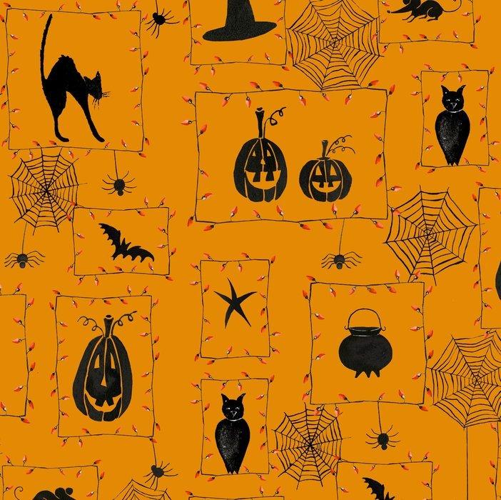 E60-2964-30 Studio E Cheeky Pumpkins