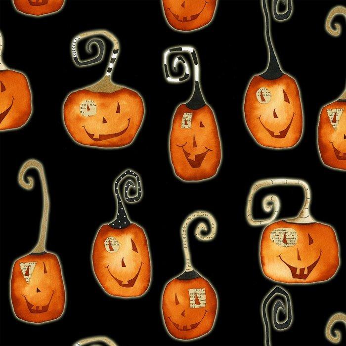 E60-2966-99 Studio E Cheeky Pumpkins