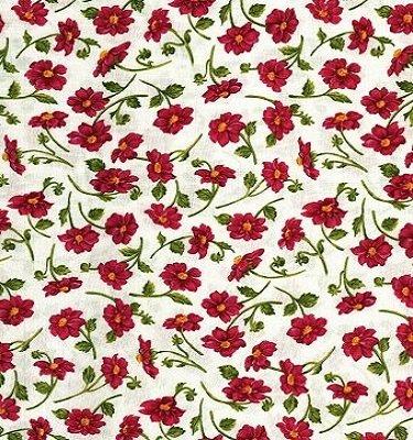 F0396-02 Fabric Freedom Dazzling Dahlais   *35% Savings*  (One Yard Minimum Cut)