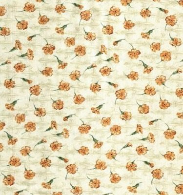 F0424-01 Fabric Freedom Shakespear's Flowers    *35% Savings*  (One Yard Minimum Cut)